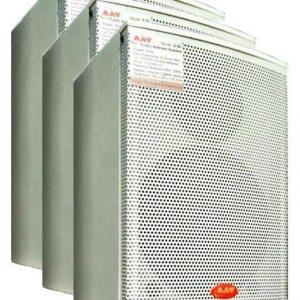 Loa hộp 80W AAV HS-80 sử dụng hiệu quả cho hệ thống hội trường, sân khấu lớn, âm thanh tiệc cước, tổ chức sự kiện