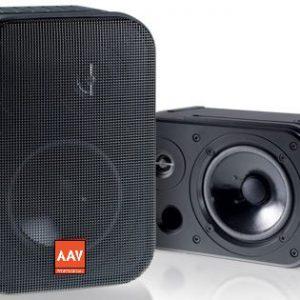 Loa hộp 10W AAV HS-10 dùng tốt cho âm thanh thông báo bệnh viện, siêu trị, trường học, âm thanh nhạc nền, cafe…