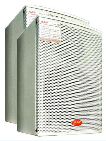 Loa hộp 100W AAV HS-100 chuẩn cho hệ thống âm thanh quán bar, nhà hàng, vũ trường, hội trường, sân khấu biểu diễn cao cấp