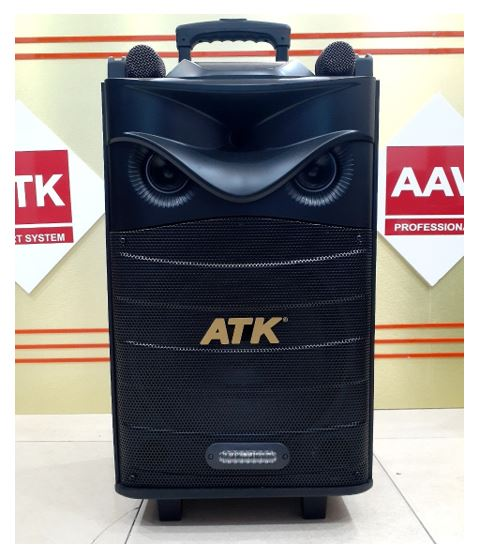 Loa kéo di động bass 30cm, công suất 300W ATK S-730