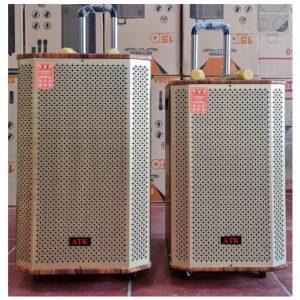 Loa kéo di động bass 40cm, công suất 400W ATK S-240