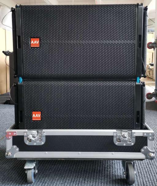 Loa line array bass 25cm Active AAV LS-10A/SW-18A