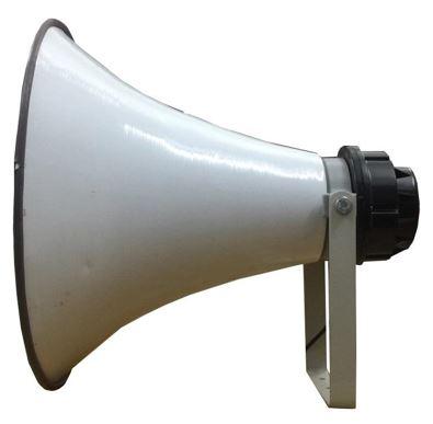 Loa phóng thanh, loa nén, loa truyền thanh 25W vành tròn ATK ST-25