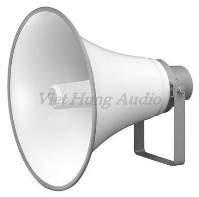 Loa phóng thanh, loa nén, loa truyền thanh 75W vành tròn liền biến áp ATK ST-75A