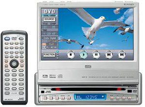 Màn hình DVD JVC KD-AV7005 – Màn hình DVD chất lượng tốt tại Hà Nội