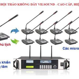 Phân phối thiết bị hội thảo, micro hội thảo chuẩn, chất lượng cao, bền, đẹp, hiện đại, giá gốc – Việt Hưng Audio bán buôn cả nước