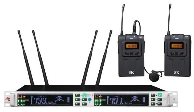 Micro cài áo không dây SK-738A giá gốc