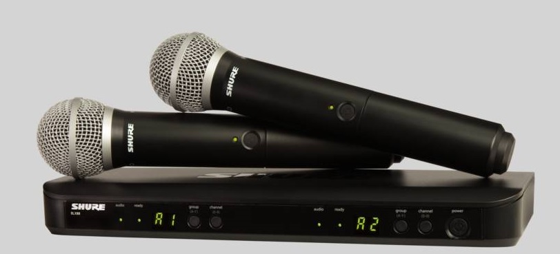 Micro không dây Shure BLX288/Beta58 giá rẻ