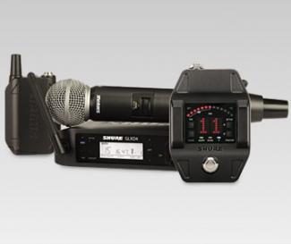 Micro không dây Shure GLX-D chuyên nghiệp