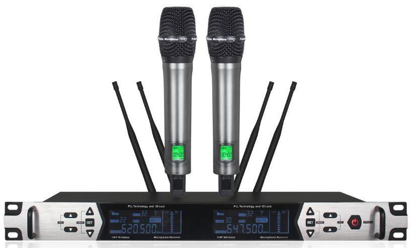 Micro không dây SK – 868