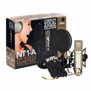Microphone thu âm NT1A-RODE – Micro thu âm chất lượng đỉnh cao
