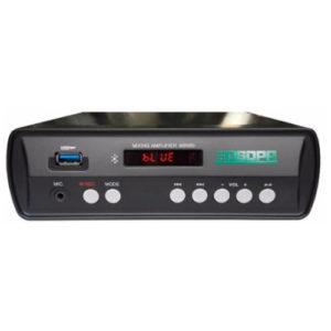 Tăng âm truyền thanh AAV-MINI60, độc đáo, nhỏ gọn, cực rẻ