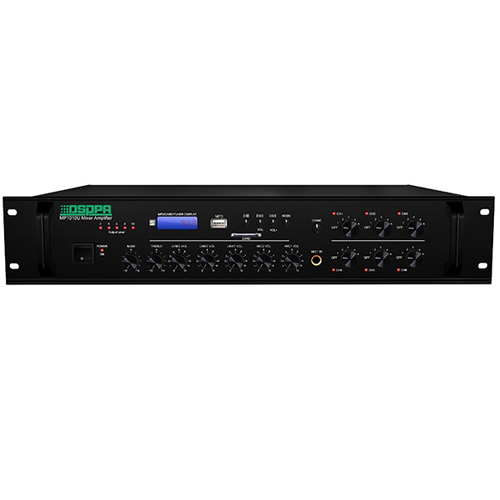Tăng âm truyền thanh 350W AAV-MP1010U , sang trọng, cá tính