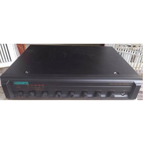 Tăng âm truyền thanh 250W AAV-MP600PIII, thiết kế hiện đại, sang trọng