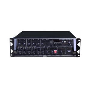 Tăng âm truyền thanh 350W AAV-MP835 , 6 vùng, Bluetooth tuyệt hảo