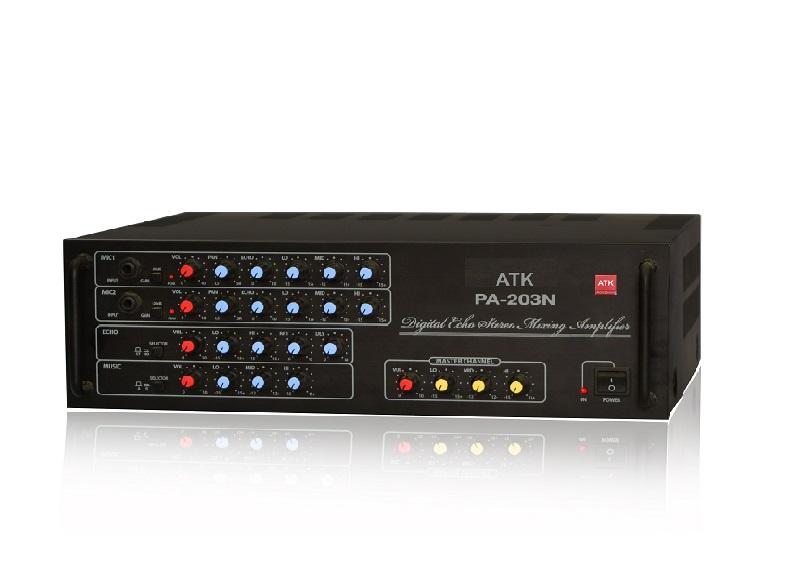 Amply ATK PA-203N Gold