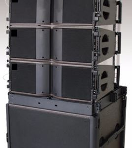Loa line array 2 bass 15cm AAV LS-206/SW-15