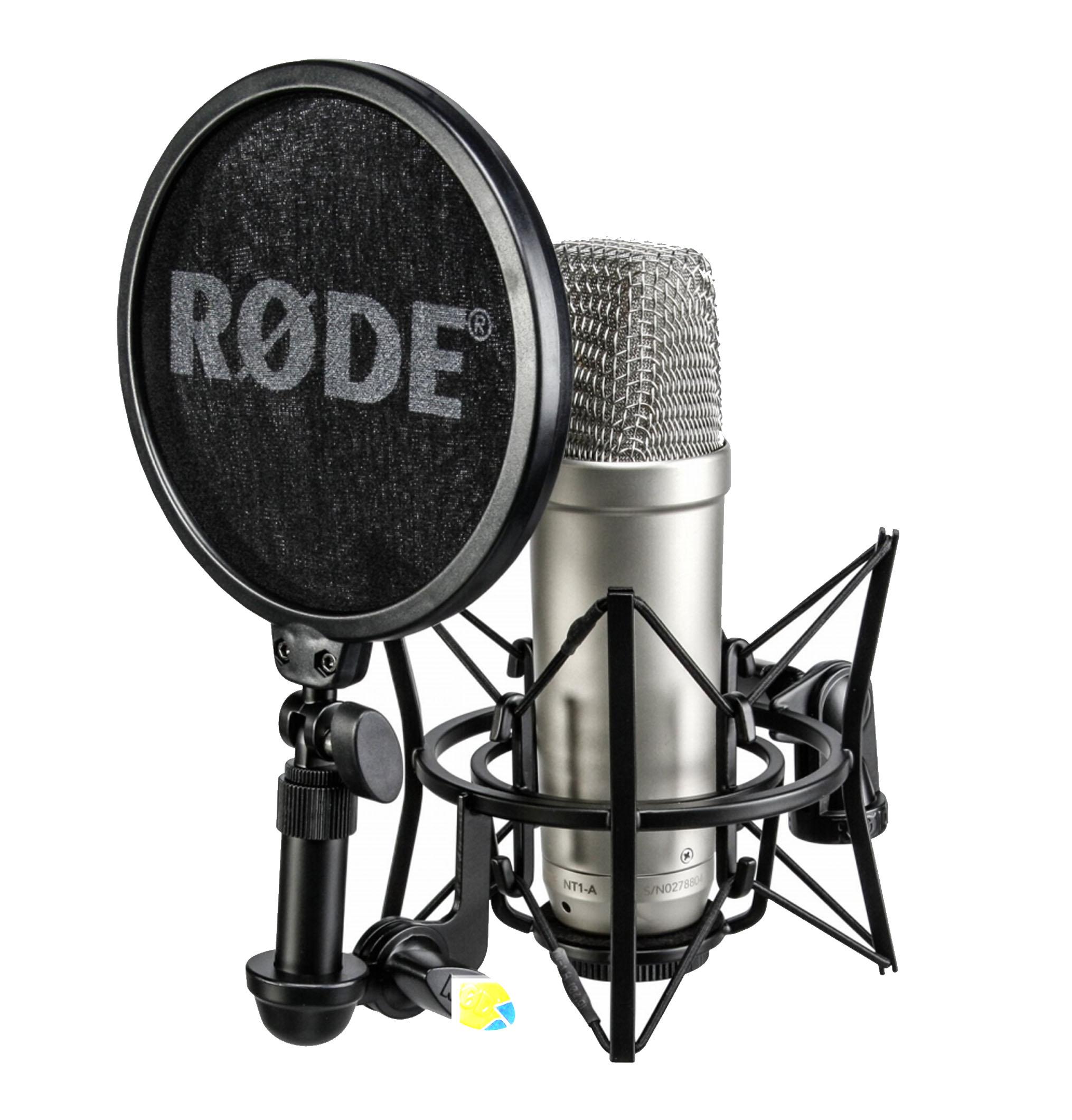 Microphone thu âm NT1A-RODE