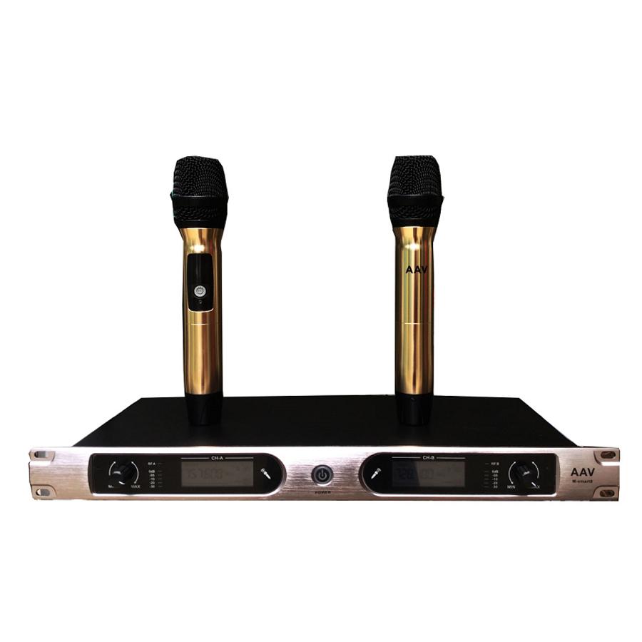 Micro không dây AAV M-smart 8