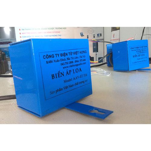 Biến áp loa AAV ST-516 tiện dụng, chất lượng và giá bán tốt, phù hợp với nhiều loa