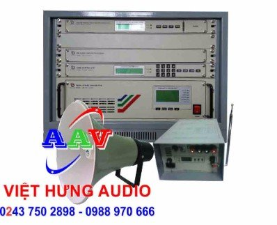 Máy phát sóng FM AAV-VN2050, đỉnh cấp, hiện đại