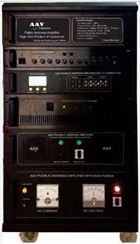 Tăng âm truyền thanh 500W chuẩn nhất, giá tốt nhất Việt Nam VPA-500