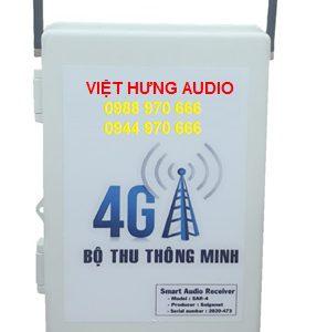 Cụm thu truyền thanh thông minh 4G chất lượng cao, giá tốt nhất toàn quốc