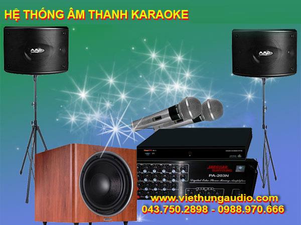 Bộ âm thanh Karaoke giá tốt